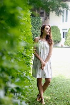 Adriana Ugarte , actriz española ,protagonista de la película Julieta dirigida por Pedro de Almodovar