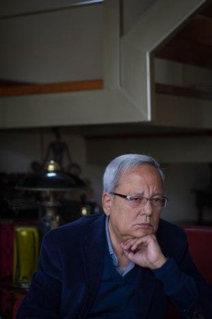 Cesar Hildebrant , periodista.
