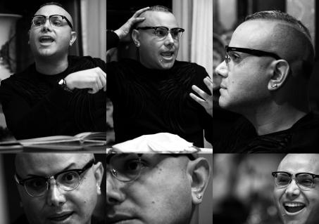 Carlos Cacho - Estilista