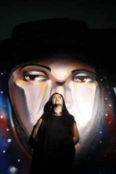 Liliana Trujillo es una actriz con una larga trayectoria artística en el ámbito peruano. Hoy interpreta a Rosa Chumbe ,su ultima película con un despegue hacia el éxito.