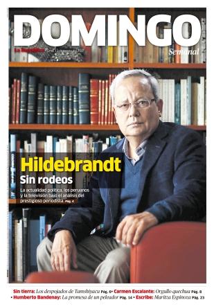 DOMINGO PORTADA CESAR HILDEBRANT